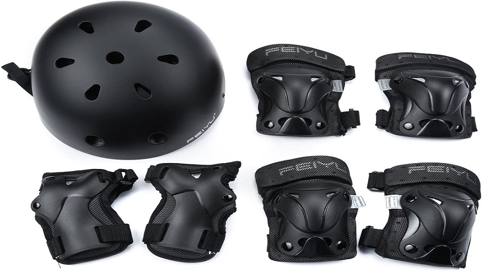 Best Knee and Elbow Pads for Your Kids