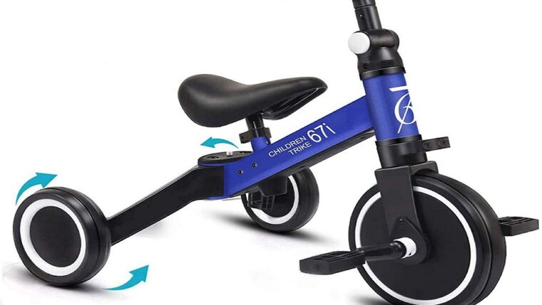 Best Tricycle For Your Kids & Toddlers