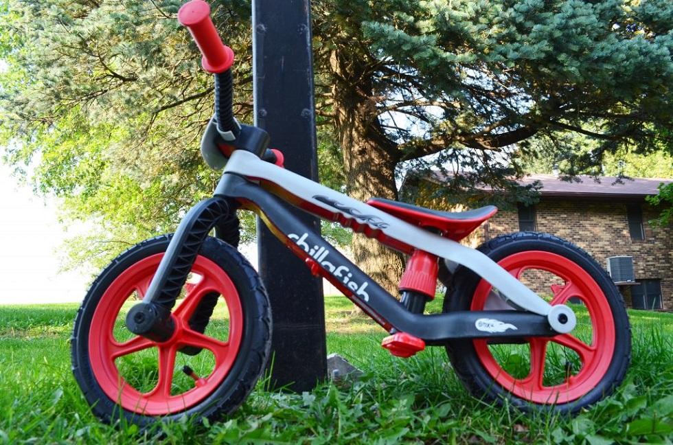 Chillafish BMXie Balance Bike Review