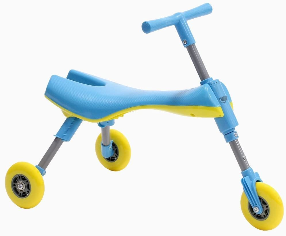 FlyBike Foldable Indoor Outdoor Toddlers Glide Tricycle