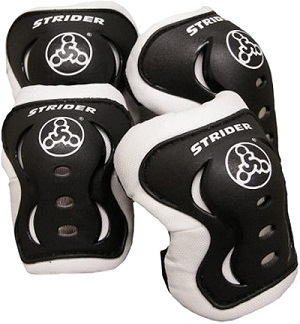 Strider Elbow and Knee Pads for Kids