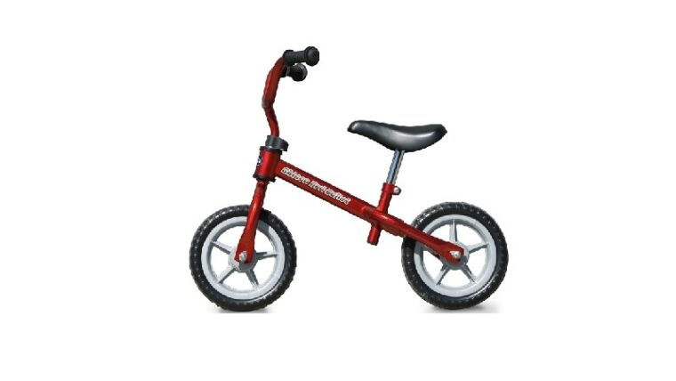 Chicco-Red-Bullet-Balance-Training-Bike