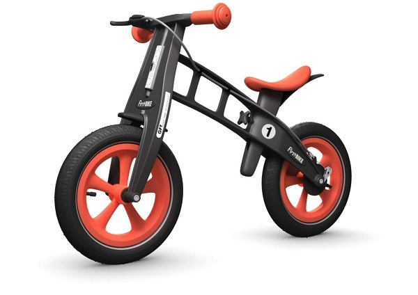 First BIKE Balance Bike without Brake Review